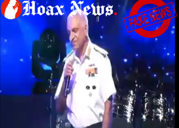 Capt Deepak Sathe singing at IAF annual day celebrations.JPG